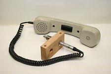 Handapparat PLAAKI 1296 Knr.184110720-1 Stecker Lemop Swiss FGG.1B  H/L I/16 110