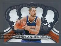 2018-19 Crown Royale  #195  RYAN ANDERSON   SUNS