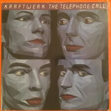 "KRAFTWERK - The Telephone Call - 12"" Single Vinyl LP - WB 20627"