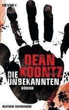 Belletristik-Bücher Dean Koontz