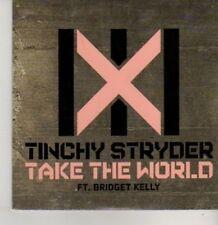 (BP339) Tinchy Stryder, Take The World ft Bridget Kelly - DJ CD