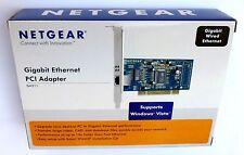 NETGEAR GA311 Gigabit Ethernet PCI Adapter support 10/ 100/ 1000Mbps