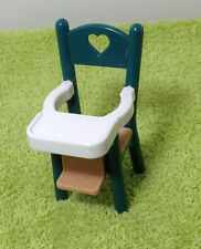 1993 Fisher Price Loving Family Dollhouse Baby High Chair