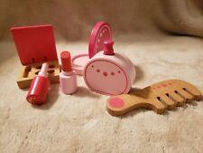 Toy Make Up Set Wooden