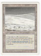 Tundra Magic english Revised Dual Land original Scan 18J099