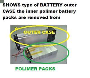 Lithium Polymer Batteries For Diy Battery Building Bikes / Solor Battery Banks