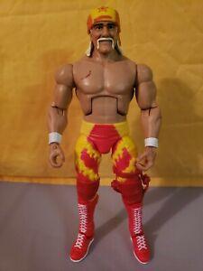 WWE Elite Hulk Hogan Custom