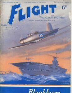 Flight and Aircraft Engineer No. 1618 December 28, 1939