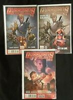 GUARDIANS OF THE GALAXY 001 0.1 DEADPOOL VARIANT Lot of 3 Marvel Comics