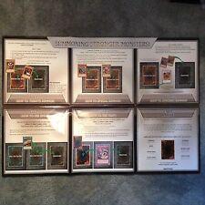 YUGIOH 2013 INTERNATIONAL GAME DAY KIT WITH DEM1 SEALED PACK NEW! DEM1-EN014