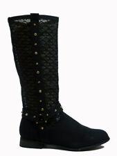 Damenschuhe mit 3-5 cm Mittlerem Absatz aus Textil