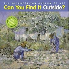 Can You Find It Outside?: Search and Dis
