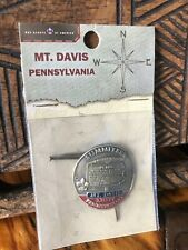 Pennsylvania Highpoint Hiking Stick Medallion Badge, Scout