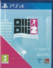 Olli Olli 2: Welcome to Olliwood (PS4)  NEW video games