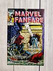 Marvel Fanfare #12   NM/MT 9.8   1st Cover Appearance of Iron Madien