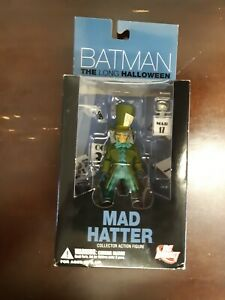 Batman The Long Halloween Mad Hatter Collector Action Figure DC Direct Series 1