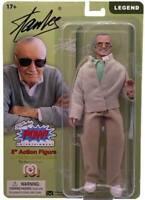MEGO Marvel Action Figure Stan Lee 20 cm Rare Action FIgure UK Stock