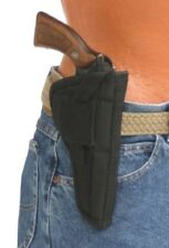 """Gun holster fits Smith and Wesson Model 19 with 6"""" barrel left or right hand"""