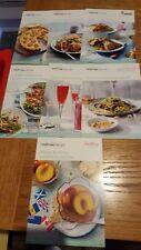 7 Waitrose recipe cards - all July 2014