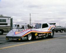 """Tom the Mongoose McEwen English Leather Corvette F/C Dragster 8""""x 10"""" Photo 123"""