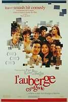 L'Auberge Espagnole (Zweiseitig Advance) Original Filmposter