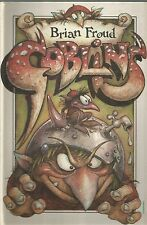 Goblins: Pop-up Book by Brian Froud (Hardback, 1983)