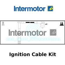 Intermotor - Ignition Cable, HT leads Kit/Set - 73879 - OE Quality