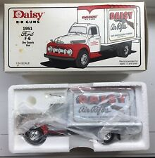 First Gear Daisy Bb Guns 1951 Ford F-6 Van Toy Truck 1:34 Die Cast 10-0124 1995
