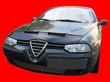 ALFA ROMEO 156 1997-2003 CUSTOM CAR HOOD BRA NOSE FRONT END MASK