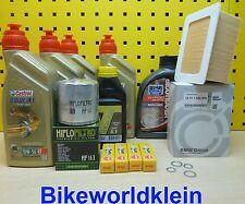 BMW R 1100 S 08.2003-2005 Original Luftfilter Zündkerzen Öl Ölfilter Getriebeöl