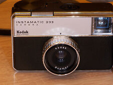 KODAK Instamatic 233 Reomar / Made in Germany / Vintage analog