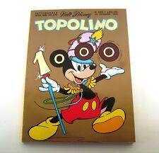 NUOVO Topolino 1000 variant GOLD del 2013 cop. METALLIZZATA ORO Disney 2000 3000