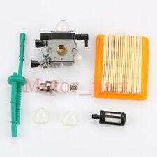 Carburetor Carb Air Fuel Filter Kit For STIHL MM55 MM55C Tiller Multi Engine
