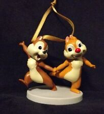Disney Chip n' Dale Christmas Ornament Chipmunks