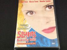 SLUMS OF BEVERLY HILLS (  DVD  ) ALAN ARKIN  MARISA TOMEI  NATASHA LYONNE