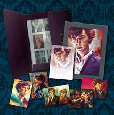 Big Chief SHERLOCK Holmes Limited Edition PORTRAIT COLLECTION Art Prints