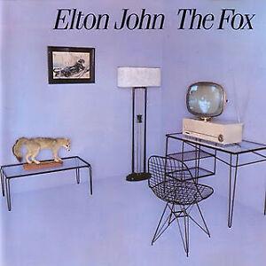 Elton John – The Fox CD Rocket Record Company 2003 NEW