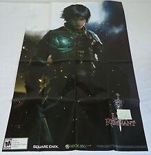 2008 Last Remnant Poster ~ XBOX 360 ~ Square Enix