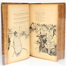 Chansons et monologues d'AristideBRUANT Paroles & musiques Geffroy 3 t. en 1 v.