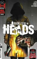 Basketful of Heads Comic 1 Cover A First Print 2019 Joe Hill DC Black Label