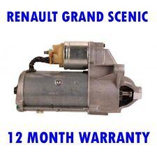 Renault grand scenic mk2 mk II 1.9 DCI 2004 2005 2006 - 2015 starter motor