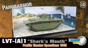 Lvt- (IN) 1 Shark Mouth Pacific Theater Operations 1945 1:72 Model 60675
