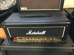 2012 Marshall DSL 15H tube Amp Head NO RESERVE