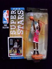 NBA All-Stars - Michael Jordan - Red Uniform - Upper Deck Action Figure 1998