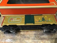 Lionel 6-26706 Lighted Tree Lights Christmas Boxcar