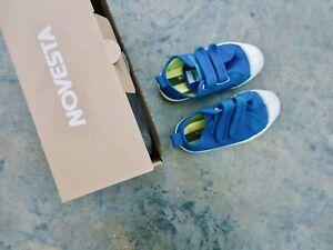 NOVESTA Star Master Kids Sneakers EU17.5/US11.5 (Misha and Puff)