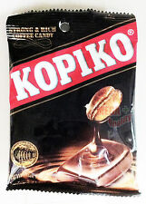 KOPIKO CANDY 7 x 3 GRMS A RICH TASTING AROMATIC STRONG COFFEE BEANS