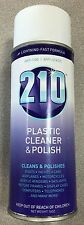 Sumner Laboratories 210 Plastic Cleaner & Polish - 14 Oz. Spray Can