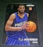 2014-15 Panini PRIZM T.J. Warren Phoenix Suns & Indiana Pacers basketball Rookie