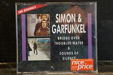 Simon & Garfunkel - Bridge Over Troubled Water / Sounds Of Silence    2 CDs